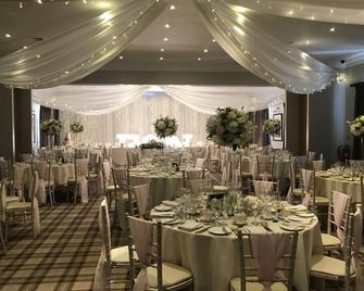 The Coniston Hotel and Country Estate - Gargrave - Banquet hall