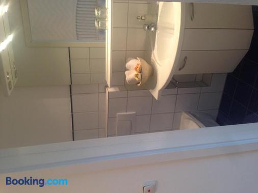 Haus Rübezahl - Reit im Winkl - Bathroom