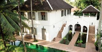 Satri House - Luang Prabang - Bygning