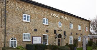 Cock Hotel Stony Stratford By Greene King Inns - Milton Keynes - Toà nhà