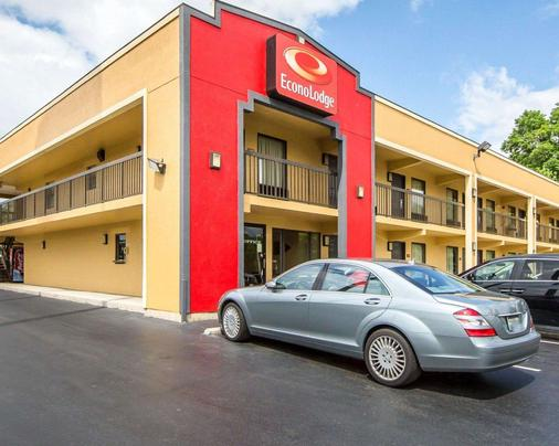 Econo Lodge North - Ноксвилл - Здание