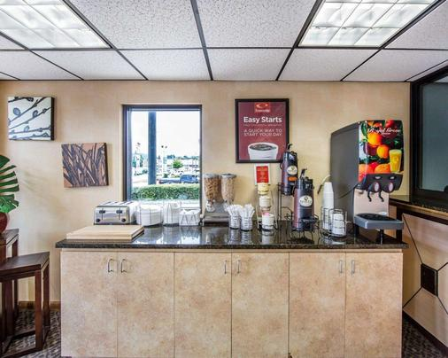 Econo Lodge North - Knoxville - Buffet