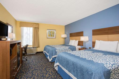 Days Inn by Wyndham Raleigh-Airport-Research Triangle Park - Morrisville - Bedroom