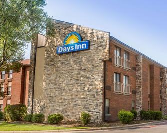 Days Inn by Wyndham Raleigh-Airport-Research Triangle Park - Morrisville - Edificio