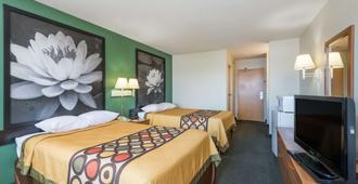 黑格斯敦中途客棧速 8 酒店 - 黑格斯敦 - 黑格斯敦 - 臥室