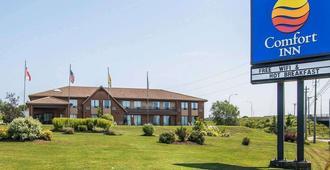Comfort Inn Moncton East - Moncton - Edificio