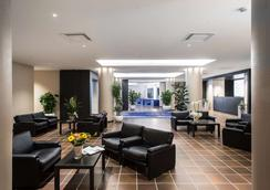 Hotel Mirage - Florencia - Recepción