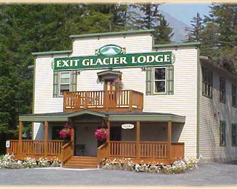 Exit Glacier Lodge - Seward - Gebouw