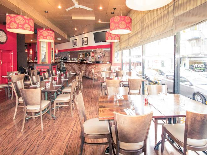 Mercure Wellington Central City - Hotel & Apartments - Wellington - Bar