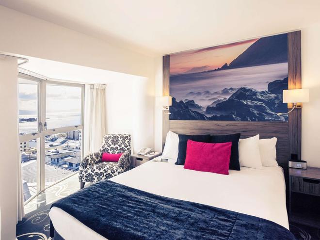 Mercure Wellington Central City - Hotel & Apartments - Wellington - Bedroom