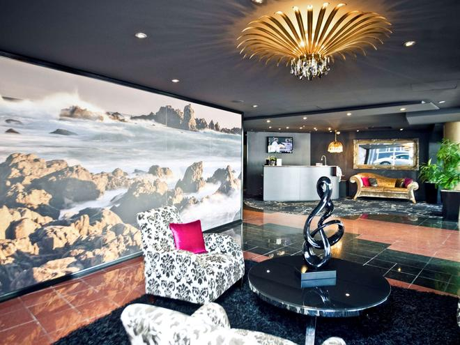 Mercure Wellington Central City - Hotel & Apartments - Wellington - Lobby
