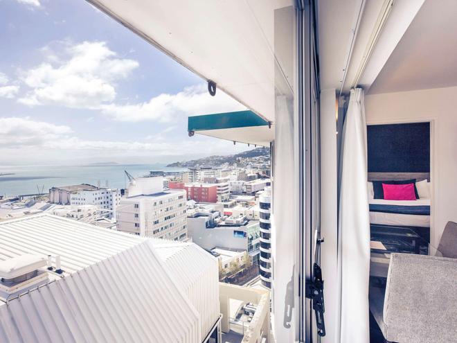 Mercure Wellington Central City - Hotel & Apartments - Wellington - Ban công