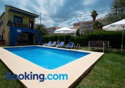 Hotel Oasis - Denia - Bể bơi