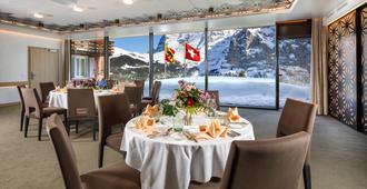 Eiger Mürren Swiss Quality Hotel - Lauterbrunnen - Αίθουσα συνεδριάσεων