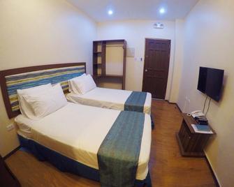Golden Gate Suites - Dumaguete City - Bedroom