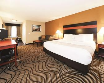 La Quinta Inn By Wyndham Sandusky Near Cedar Point - Santa Monica - Slaapkamer