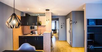 Zeitwohnhaus Suite Hotel & Serviced Apartments - Erlangen - Cocina