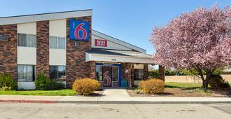 Motel 6 Spokane East - Spokane - Edificio