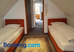 Hotel Neuner - Munich - Bedroom