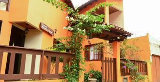瑞堪托度薩比亞酒店 - Vila do Abraao - 建築