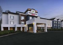 SpringHill Suites by Marriott Mystic Waterford - Waterford - Building