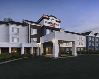 SpringHill Suites by Marriott Mystic Waterford - Waterford - Gebouw