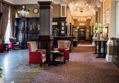 Great Victoria Hotel - Bradford - Aula