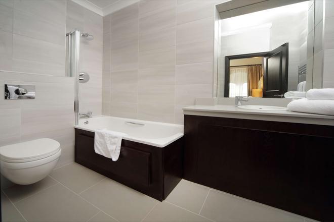 Great Victoria Hotel - Bradford - Kylpyhuone