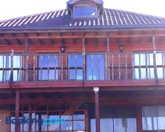 Hostal doña tamy - Quintero - Building