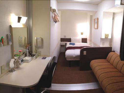 Check In Matsuyama - Matsuyama - Phòng ngủ