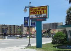 Shore Winds Motel - Daytona Beach