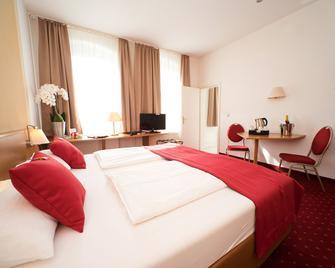 City Hotel Am Wasserturm - Halle (Saale) - Schlafzimmer