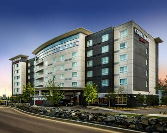 Courtyard by Marriott Winnipeg Airport - Winnipeg - Gebäude