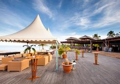 Langley Resort Fort Royal - Deshaies - Restaurante