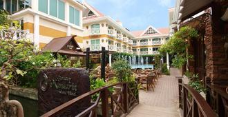 Boracay Mandarin Island Hotel - Boracay - Näkymät ulkona