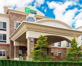 Holiday Inn Express & Suites Long Island-East End - Riverhead - Gebäude