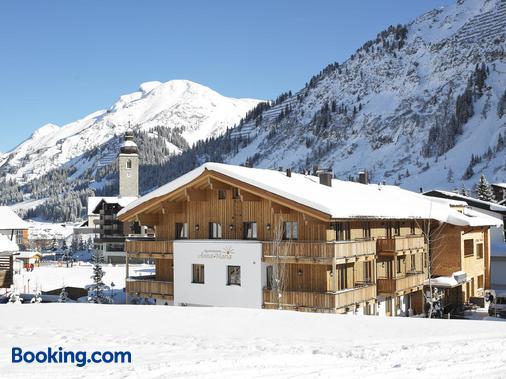 Chalet Anna Maria - Lech am Arlberg - Building