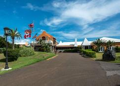 Grotto Bay Beach Resort - Hamilton - Gebäude