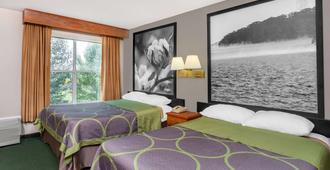 Super 8 by Wyndham Athens - Athens - Bedroom