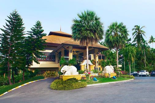 The Fair House Beach Resort & Hotel - Ko Samui - Building