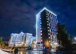 Park Inn by Radisson Novosibirsk - Nowosybirsk - Budynek