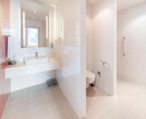 新西伯利亞麗笙公園酒店 - 新西伯利亞 - 新西伯利亞 - 浴室