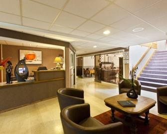 Citotel Hotel Du Circuit - Magny-Cours - Lobby
