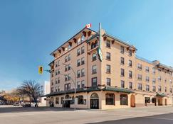 The Plaza Hotel - Kamloops - Edifício