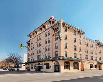 The Plaza Hotel - Kamloops - Gebouw
