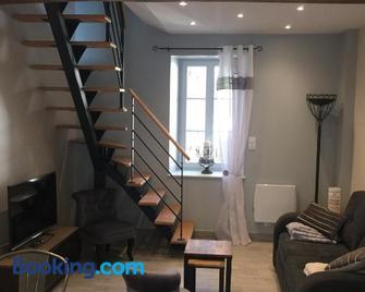 Gite le murger - Meursault - Wohnzimmer