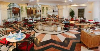 Hotel Almirante Cartagena Colombia - Cartagena - Restaurant
