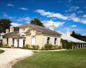 Woolmers Estate - Longford - Budova