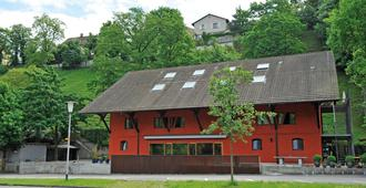 Youth Hostel Baden - Baden - Building