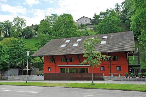 Youth Hostel Baden - Baden - Edificio